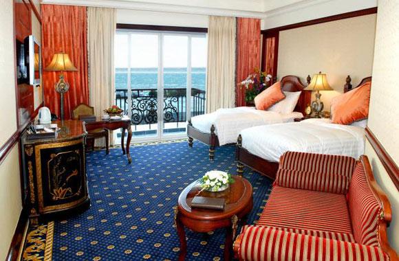 Khách sạn The Imperial Vũng Tàu phòng ngủ