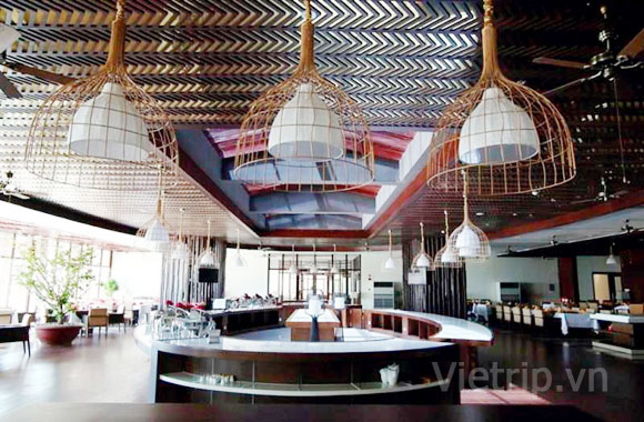 Vietsovpetro resort quầy ba