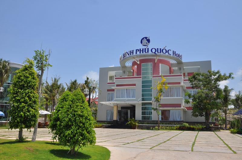 Khách Sạn Hoà Bình Phú Quốc