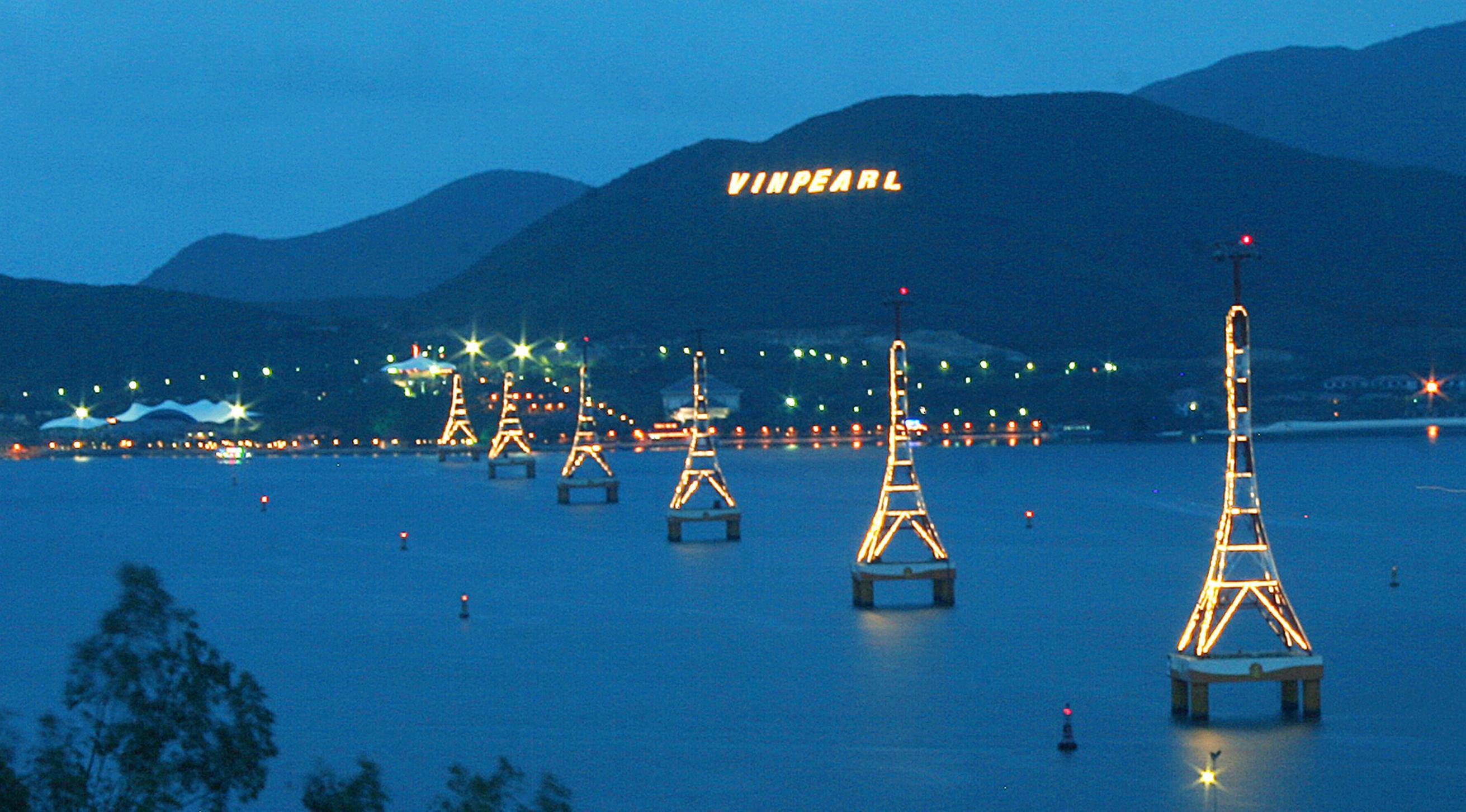 view Vinpearl Resort Nha Trang