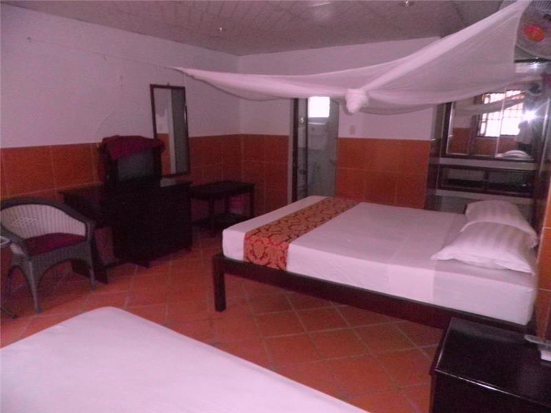 VIP beach front suite