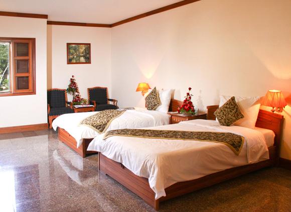 Villa Executive Suite Dbl/ Twin