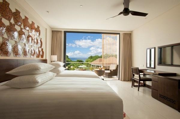 Suite seaview villa